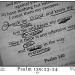 A Look at Psalm 139