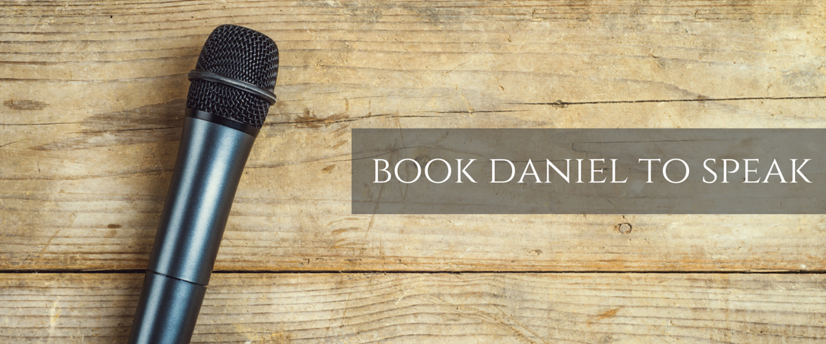 Book Daniel Passini To Speak