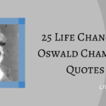 25 Life Changing Oswald Chambers Quotes