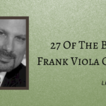 27 Of The Best Frank Viola Quotes